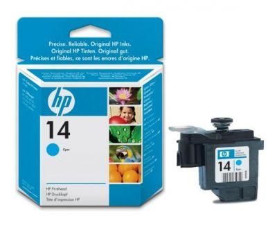 Расходный материал HP HP 14 Cyan Printhead C4921AE