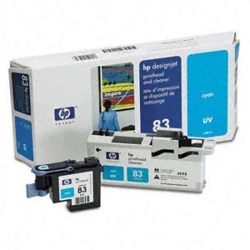 HP 83 Печатающая головка Cyan /Зеленовато - голубой (C4961A)