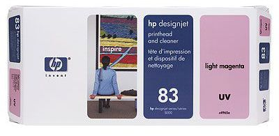 HP 83 ���������� ������� Magenta/��������� (C4965A)