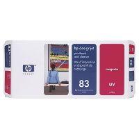 Печатающая головка HP 83 Magenta/Пурпурный (C4962A)