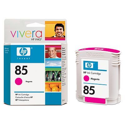 ��������� �������� HP 85 28-ml Magenta Ink Cartridge C9426A