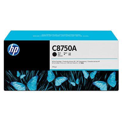 Картридж HP Black/Черный (C8750A)
