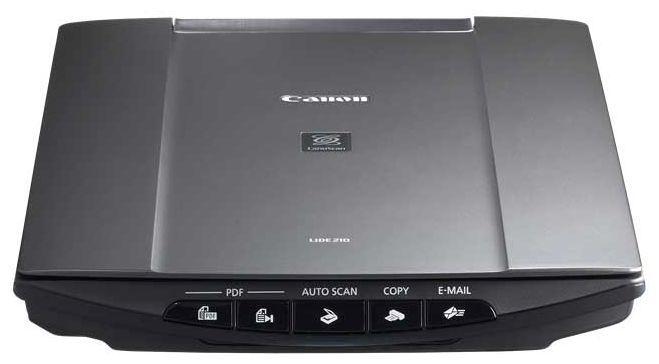 Сканер Canon CanoScan LiDE 210 4508B010