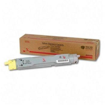 Расходный материал Xerox Xerox Phaser 6250 Тонер-картридж желтый 8К 106R00674