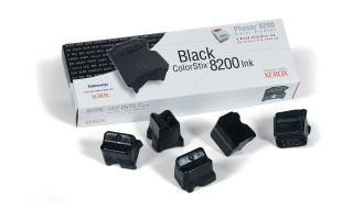 Расходный материал Xerox Xerox Phaser 8200 чернила твердые черные (5шт) 7К 016204000
