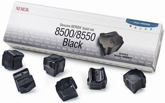 Чернила Xerox Black/Черные (6 шт.) (108R00672)