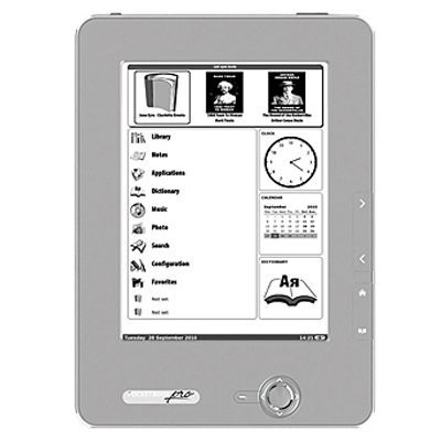 Электронная книга PocketBook Pro 603 Dark Silver