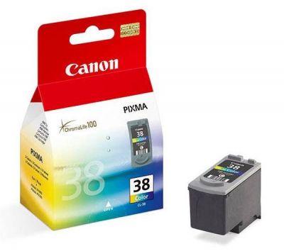 Картридж Canon CL-38 BJ CRG EMB Color/Трехцветный (2146B005)