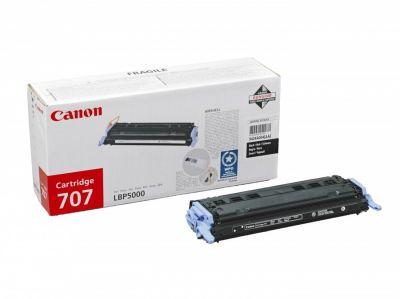 Картридж Canon 707 Black/Черный (9424A004)