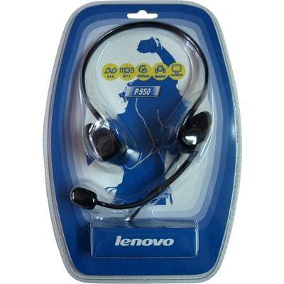 Наушники с микрофоном Lenovo Headphone P550 55Y2065