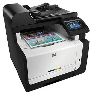 МФУ HP Color LaserJet Pro CM1415fn CE861A