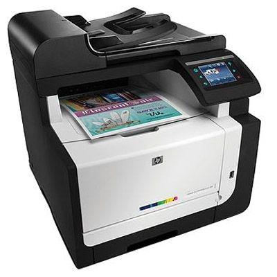 МФУ HP Color LaserJet Pro CM1415fnw CE862A