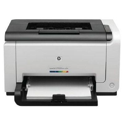 Принтер HP Color LaserJet Pro CP1025nw CE914A