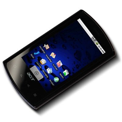 Смартфон, Acer LiquidE S100 Black XP.H480Q.121