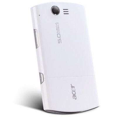 Смартфон, Acer LiquidE S100 White XP.H480Q.120