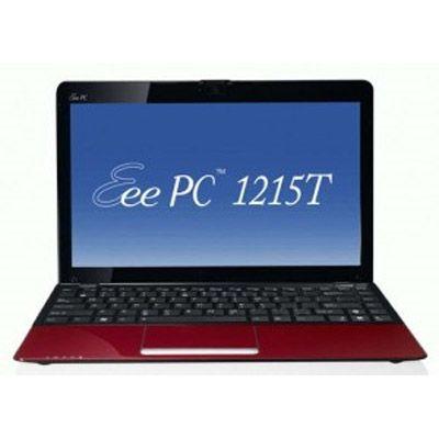 Ноутбук ASUS EEE PC 1215T Windows 7 (Red)