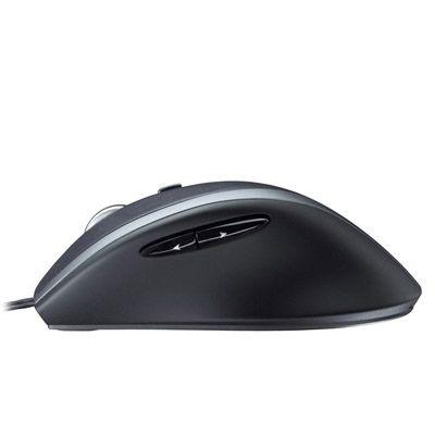 Мышь проводная Logitech M500 Black 910-001202