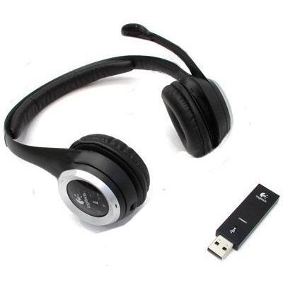 �������� Logitech Wireless Headset B750 981-000186