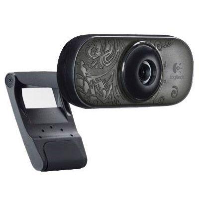 Веб-камера Logitech C210 960-000657