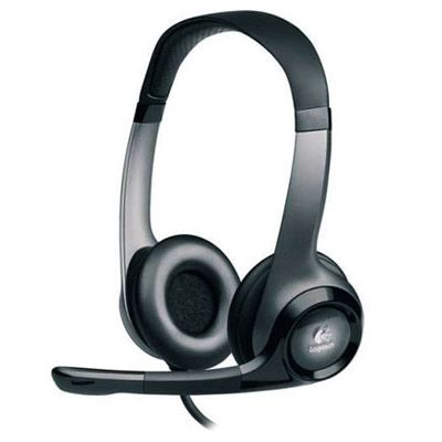 �������� Logitech ClearChat Comfort USB Stereo USB PC Headset 981-000015