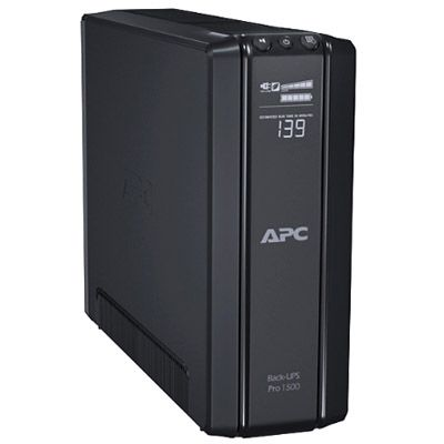 ИБП APC Power Saving Back-UPS Pro 1500 va BR1500GI