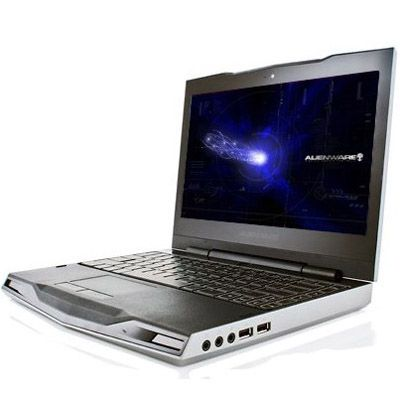 Ноутбук Dell Alienware M11x SU4100 DWR6V/Lunar