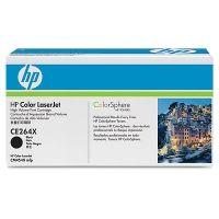 Картридж HP CM4540MFP Black/Черный (CE264X)
