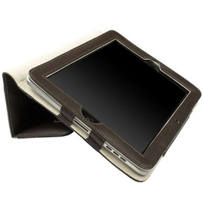 """Чехол Krusell luna for iPad 10"""" Brown 71182"""