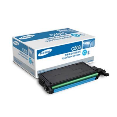 Расходный материал Samsung CLP-620ND Stnd Print Cartridge Cyan CLP-C508S