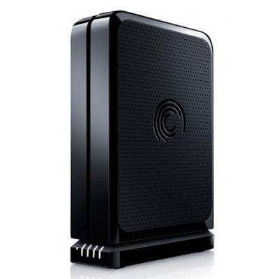 Внешний жесткий диск Seagate FreeAgent GoFlex 3000Gb USB 2.0 Black STAC3000200