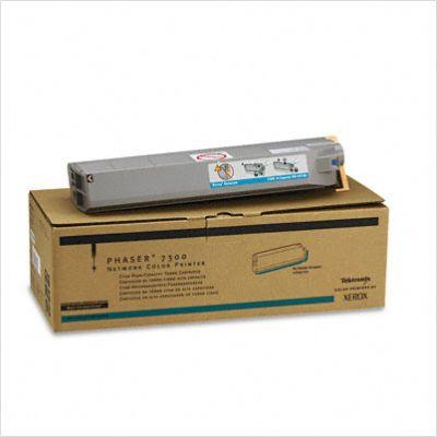 Расходный материал Xerox Phaser 7300 Тонер-картридж голубой 15К 016197700