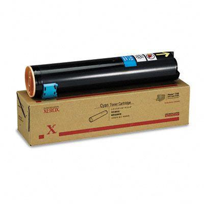Тонер-картридж Xerox Cyan /Зеленовато - голубой (106R00653)