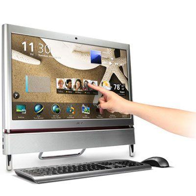 Моноблок Acer Aspire Z5710 PW.SDBE2.038