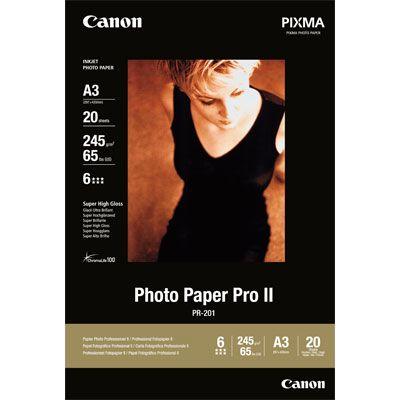 Расходный материал Canon bj media PR-201 A3 20 sh 2737B017