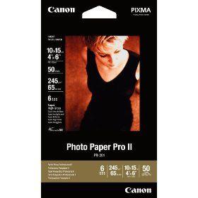 Расходный материал Canon PR-201 4X6 (50 SHEETS) 2737B011