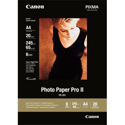 Расходный материал Canon PR-201 A4 (20 SHEETS) 2737B016
