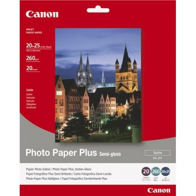 ��������� �������� Canon SG-201 8X10 (20 SHEETS) 1686B018