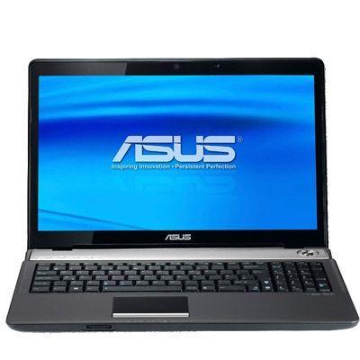 Ноутбук ASUS N71Ja i3-370M Windows 7