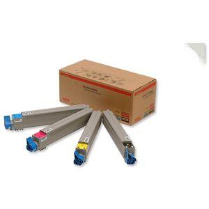 Расходный материал OKI Toner-YMCK-C96/9800 43112702