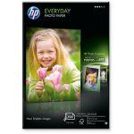 Расходный материал HP Everyday Semi-glossy Photo Paper 175 g/m?-10 x 15 cm plus tab/100 sht Q5441A
