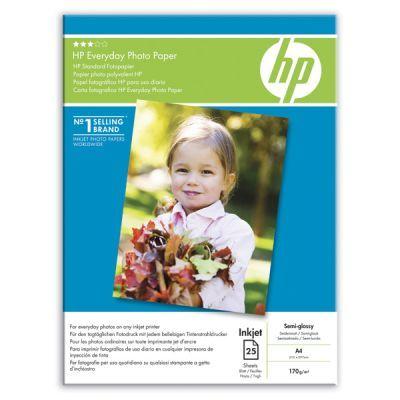 ��������� �������� HP Everyday Semi-glossy Photo Paper 175 g/m?-A4/210 x 297 mm/25 sht Q5451A