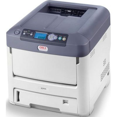 Принтер OKI C711dtn 01218701