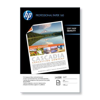 ��������� �������� HP Matt Laser Paper-150 sht/A4/210 x 297 mm Q6544A