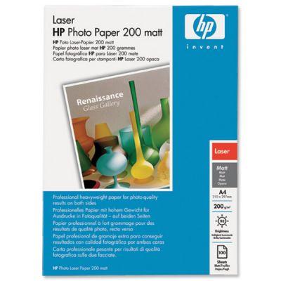 Расходный материал HP Matt Photo Laser Paper-100 sht/A4/210 x 297 mm Q6550A