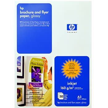 ��������� �������� HP Professional Glossy Inkjet Paper-50 sht/A3/297 x 420 mm C6821A