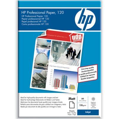 ��������� �������� HP Professional Inkjet Paper Matt A4 120g/m2 Q6593A