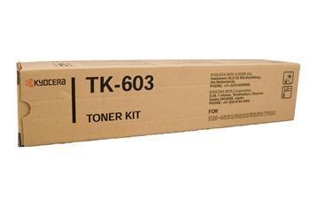 Тонер Kyocera Black/Черный (TK-603)