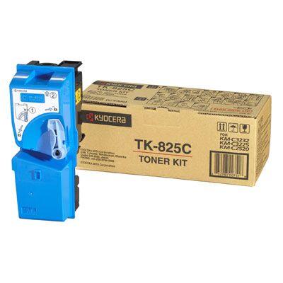Тонер Kyocera Cyan /Зеленовато - голубой (TK-825C)
