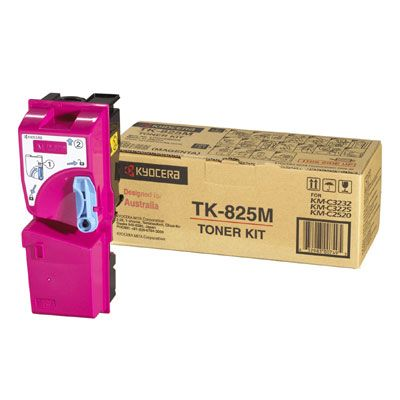 ��������� �������� Kyocera ����� Mita km C2520/C2525E/3225/3232/C3232E/C4035E Magenta (7k) TK-825M