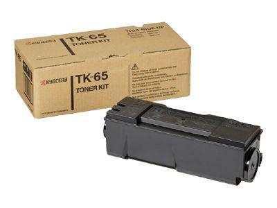Тонер-картридж Kyocera FS-3820/3830 Black/Черный (TK-65)